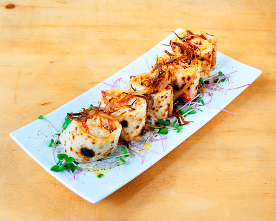 Pizza Sushi - Brown Butter Lobster